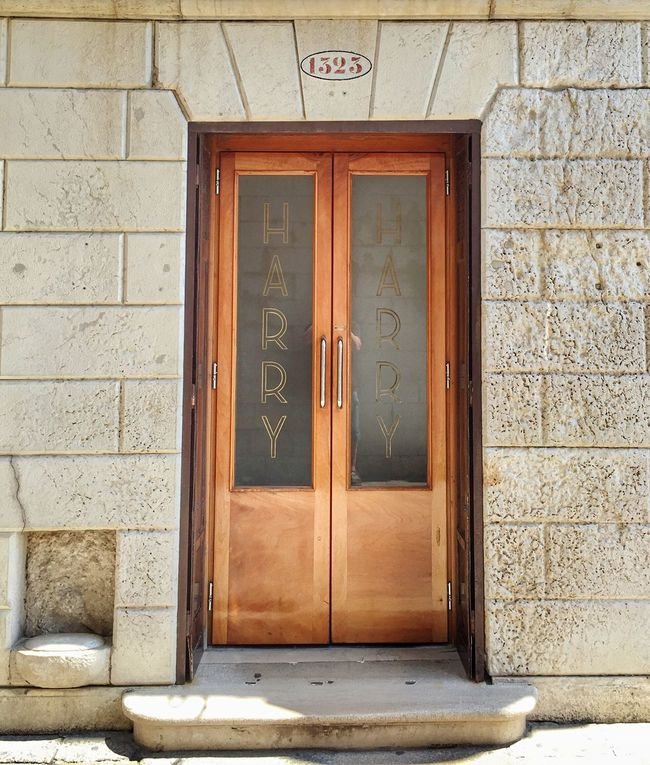 Architecture Built Structure Closed Building Exterior Wall - Building Feature House Door Text Sidewalk Day Entrance Outdoors Window Frame Entry