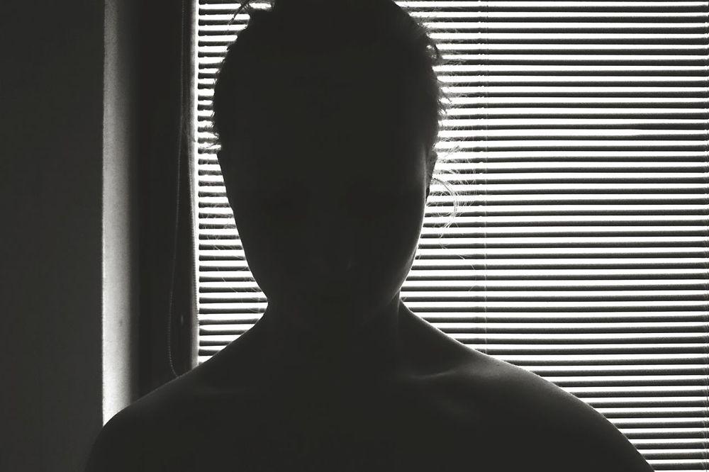 Silence. Shadows & Lights Shadow-art Black White Dark Bowns Silhouette