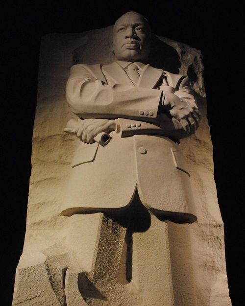 Washington, D. C. MLK Memorial
