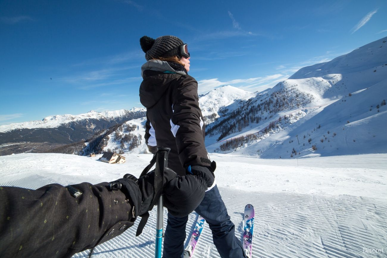 Followme Followmeto Deepfreeze Montagne Skiing Ski Serre Chevalier