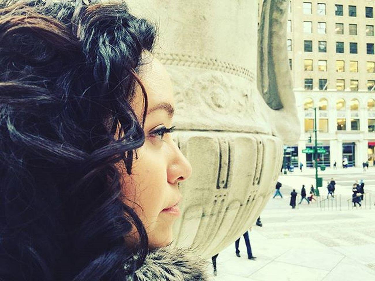 Eyes on the prize. Ignyc Igny Newyorkcity NYC Newyork Streetphotography Peoplescreative Gameoftones Illgrammers Shoot2kill Justgoshoot Instagood Cityliving Vscocam Vscogram Library Selfportrait