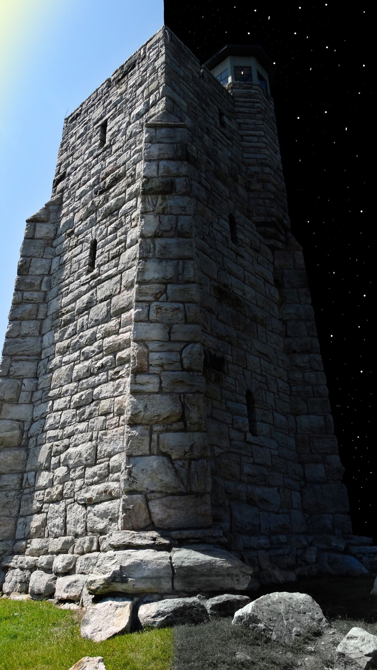 The dark and light cannot change what is. Architecture No People Building Exterior Outdoors Travel Destinations Day Night Sky Mohonk Mountain Mohonk Mountain House Mohonk Preserve Light And Dark