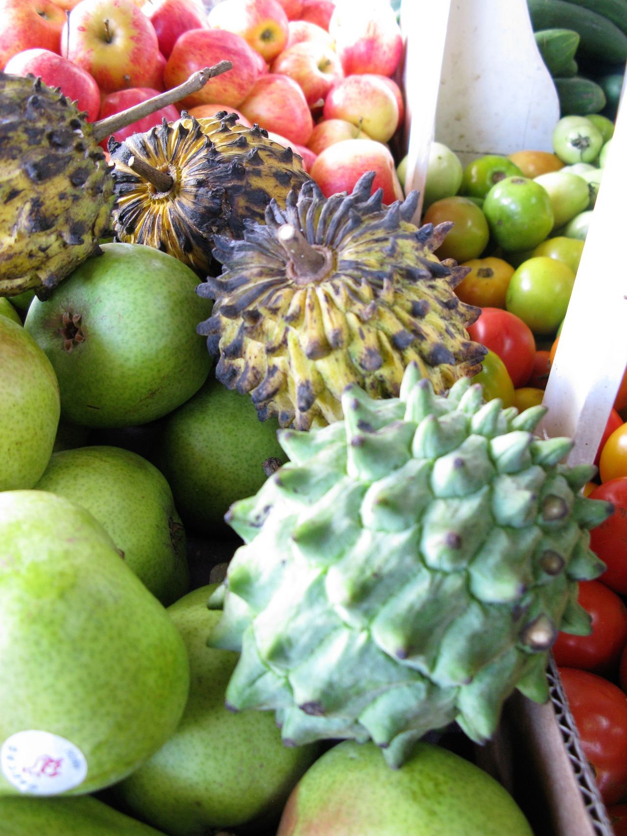 Close-up Day Exotic Fruits Food Food And Drink Freshness Fruit Fruit Stall Healthy Eating Market Stall No People Outdoors Variation