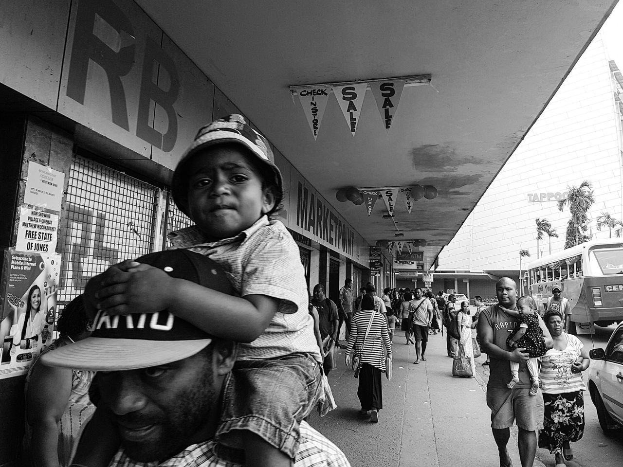 Battle Of The Cities SUVA FIJI ISLANDS Streetphoto_bw City Life Black & White Streetphotography Street Photography Fiji Islands