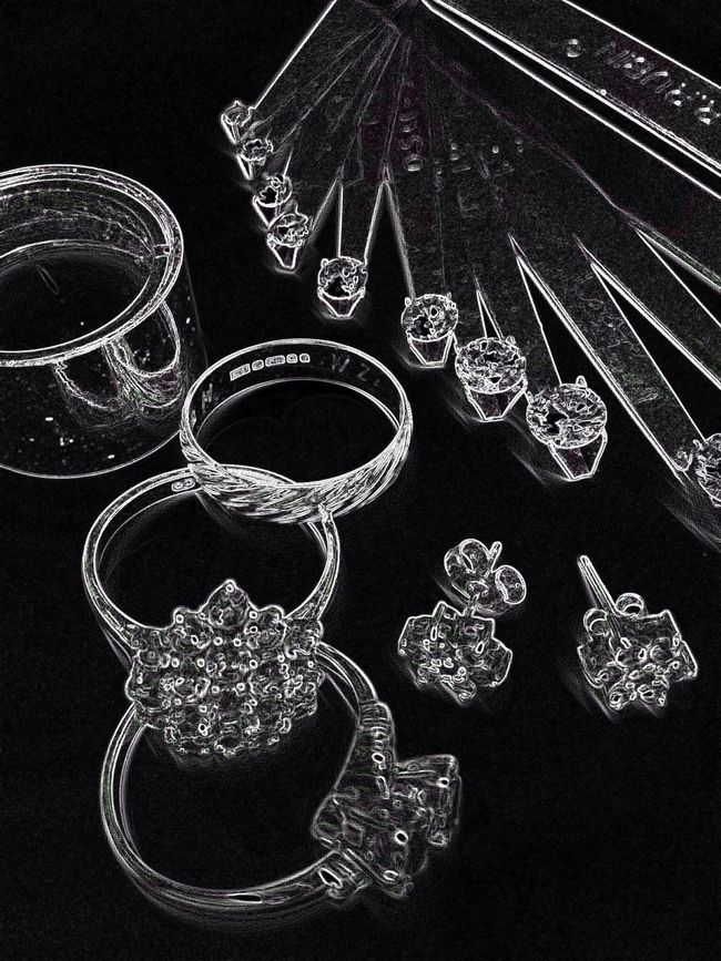 Bnw_friday_eyeemchallenge Jewellery Sparkling Diamonds Diamond Rings Jewels