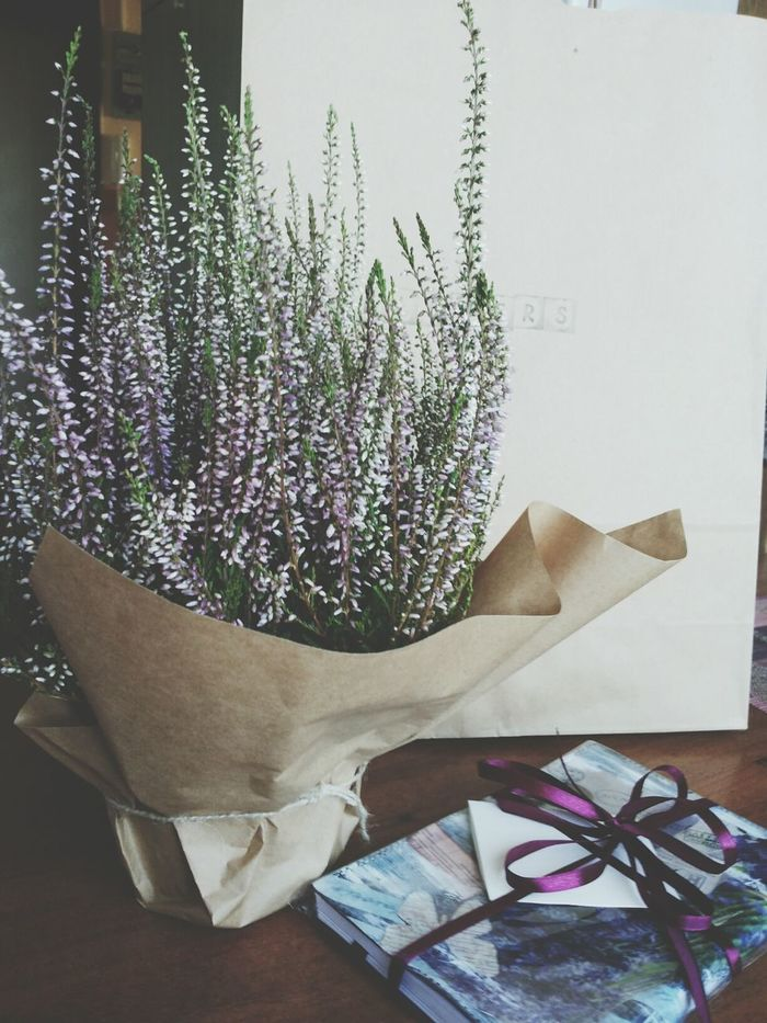 Mommy's Birthday Presents Flowers Good Day ♥