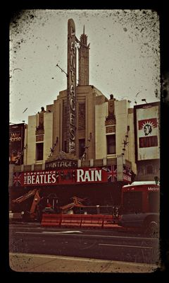 LA Sites at Pantages Theatre by Noah