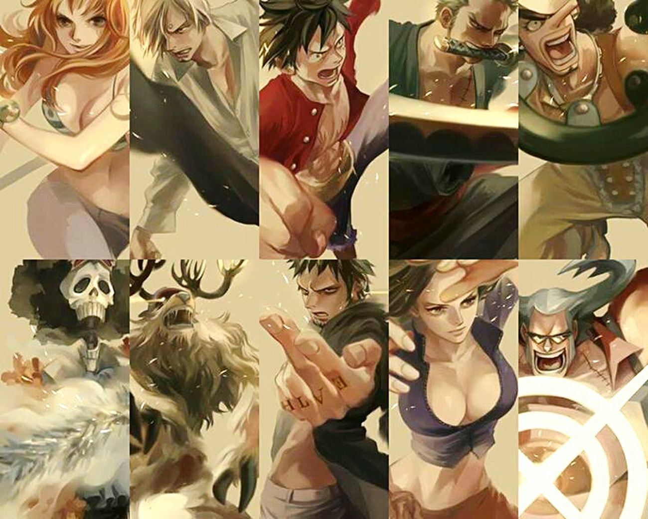 One Piece My Favorite Anime