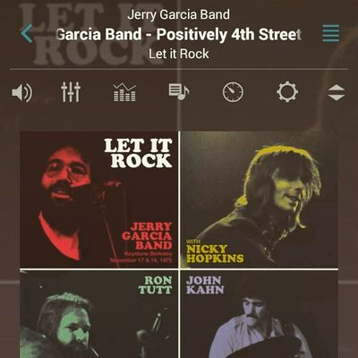 Who said a cover can't be better than an original ! LOVE what Jerrygarciaband and Nickyhopkins do on this one !