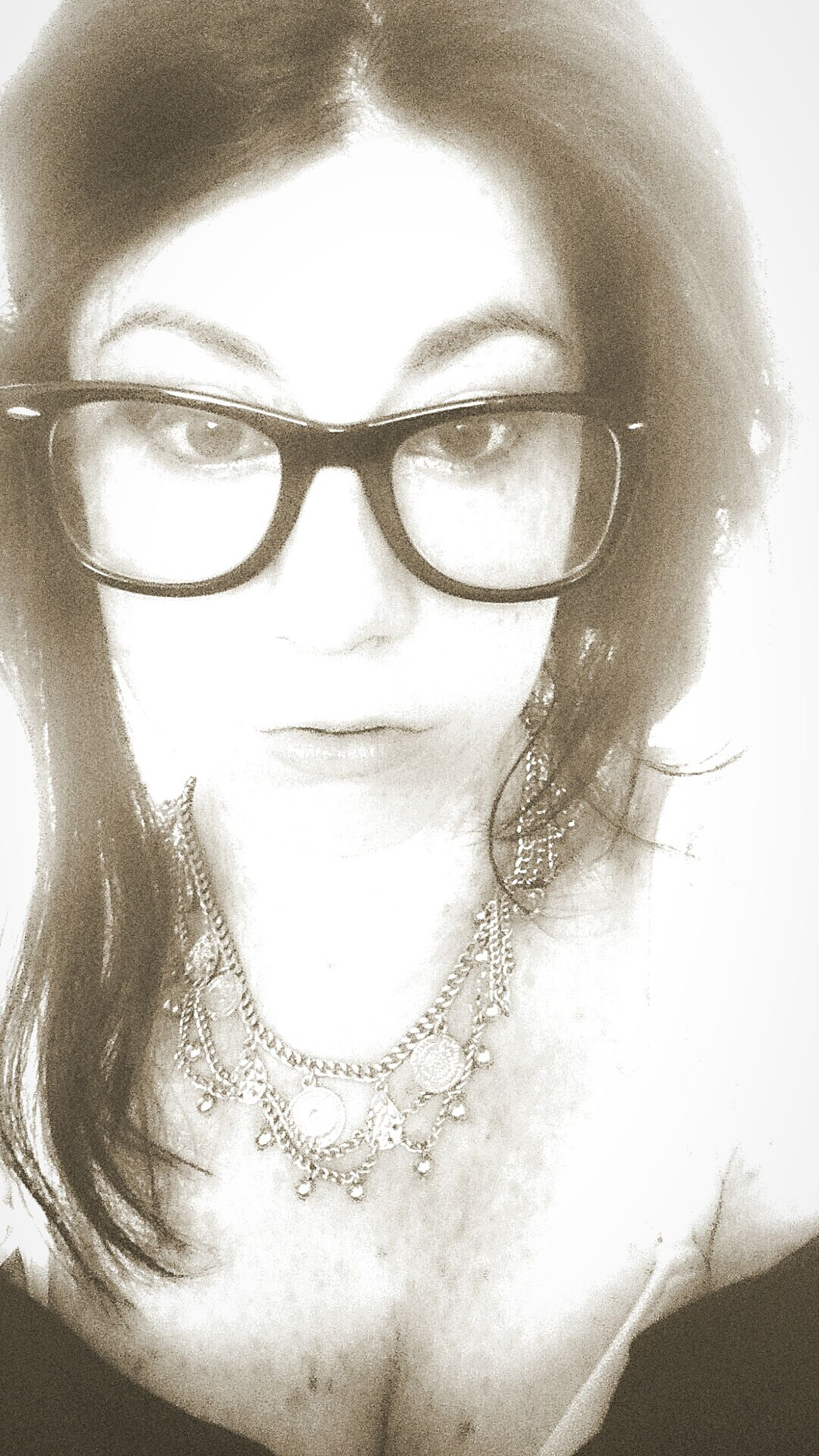 Hotnerdygirl Hotgirl B&w Photography OpenEdit Freckles Freckleseverywhere Selfportrait KAWAII My Nerd Glasses Photooftheday