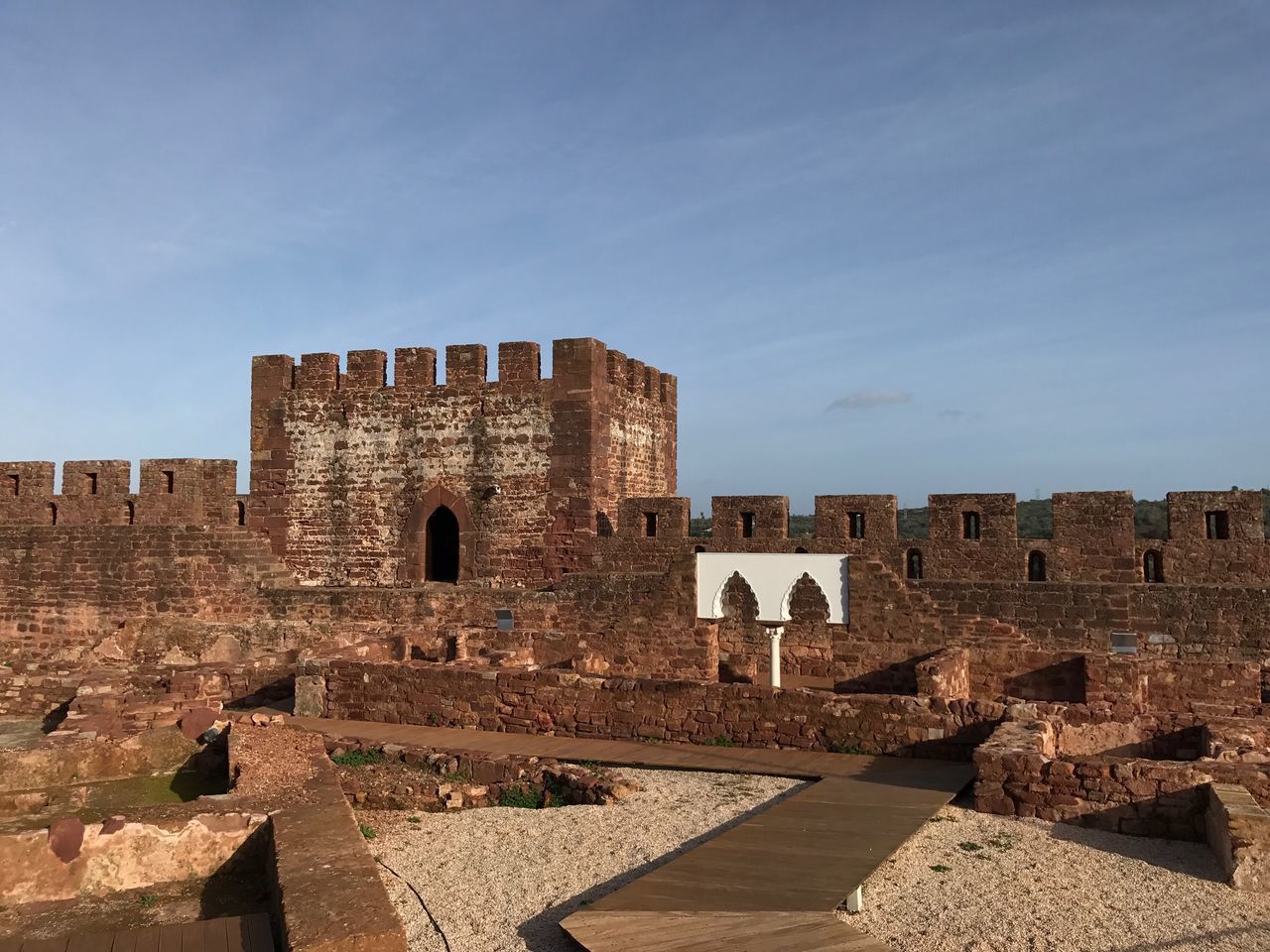 Silves Castle Silves Castelo Silves Silves Fort History Architecture Built Structure Old Ruin The Past Ancient Travel Destinations Sky Travel Building Exterior Tourism Ruined Day Ancient Civilization Outdoors Medieval No People Fort Ancient History Fortress