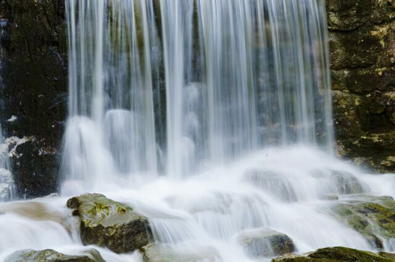 Waterflow... Waterfall Water Motion Long Exposure Nature Beauty In Nature Scenics No People Tranquil Scene Outdoors Freshness Waterfalls Water_collection Awesome_view Awesome_nature_shots Nikon_photography_ Bestoftheday Best EyeEm Shot Nature_collection Stonewall Flow  Magnificent Water