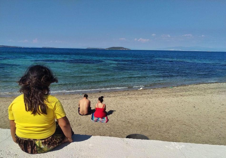 Beautiful stock photos of turkey, sea, beach, horizon over water, sand