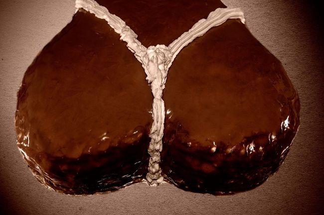 Happy Birthday! Happy birthday to me :) Butt Cakes Inlove