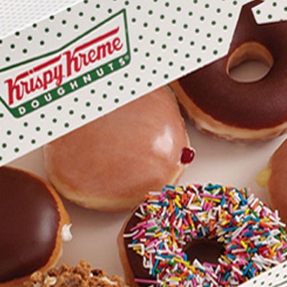 -_____- Krispy kreme Craving n.n