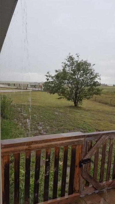 Taking Photos Check This Out Hi! A rainstorm in Peyton Colorado