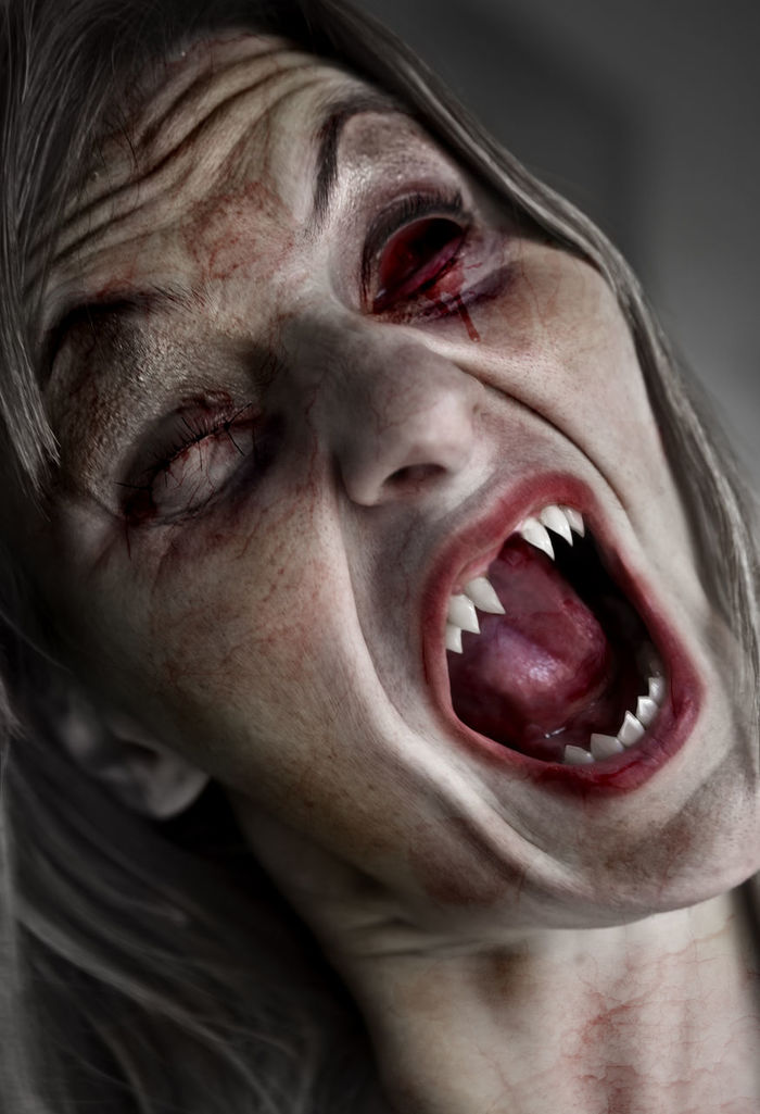 Your Worst Nightmare Demon Demonic Entity Fiend Fiends Ghoul Ghoulish Horror Monochrome Nightmare Scarey Scarey Face Scary Scary Face Vampire Zombie