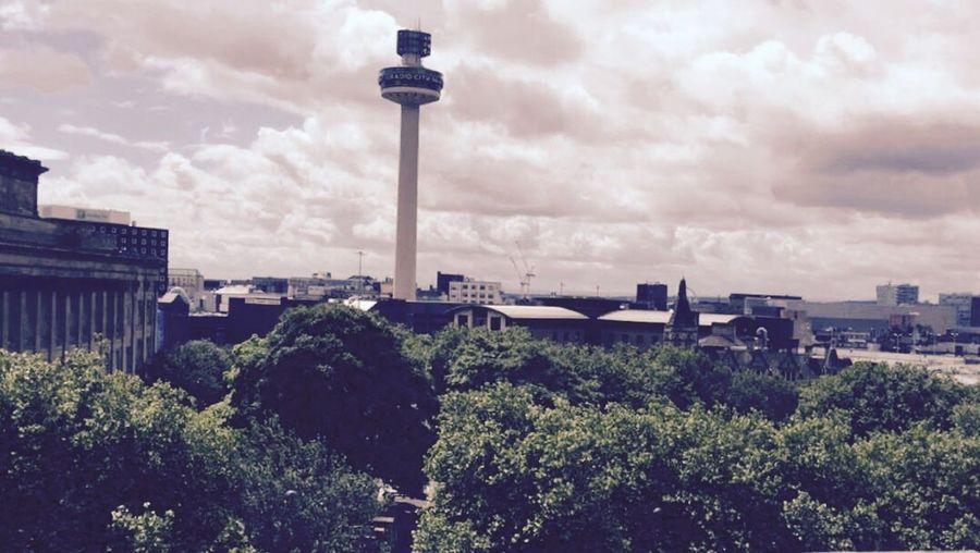 View of Liverpool Liverpool Liverpool, England View First Eyeem Photo Enjoying Life Relaxing Roof Beautiful