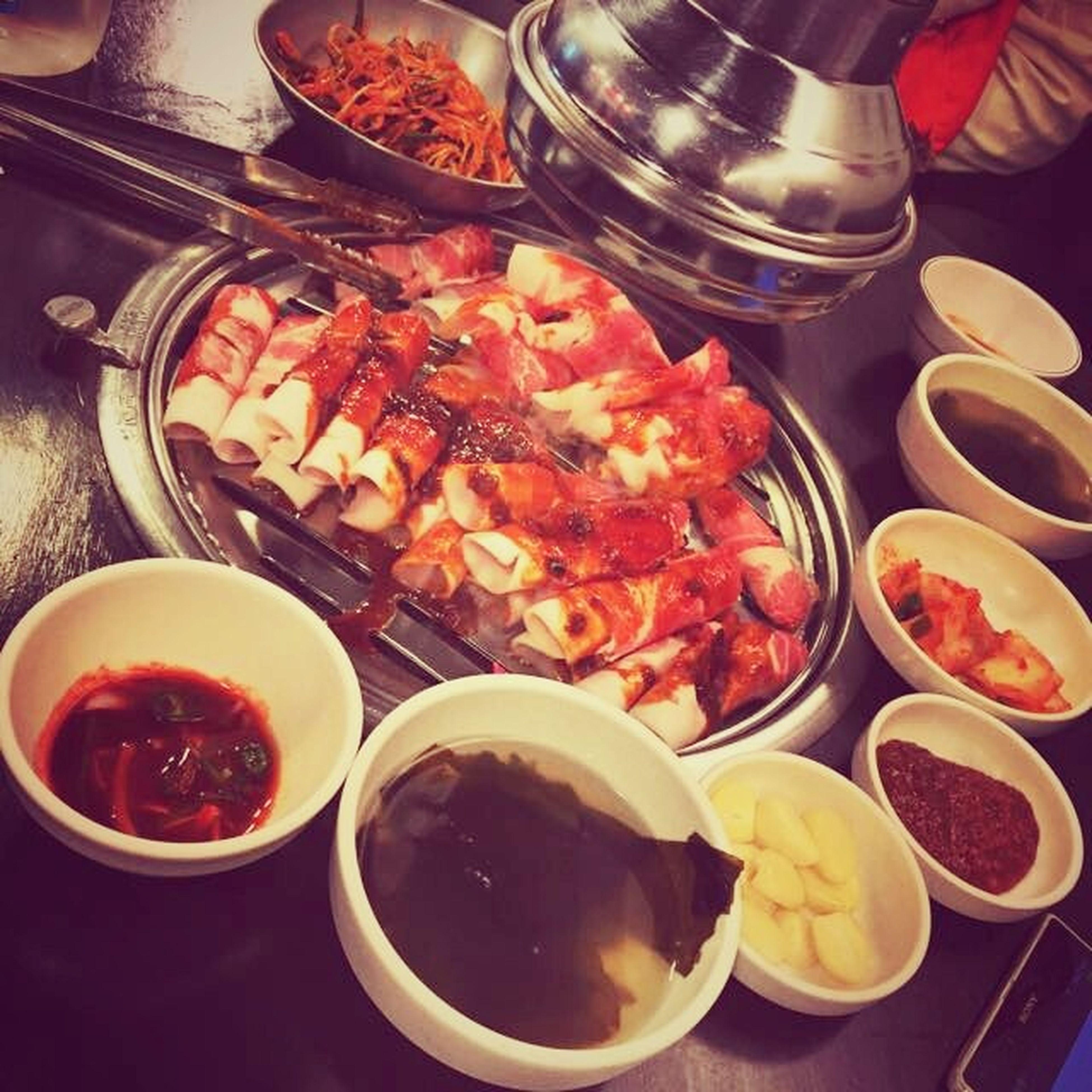 首爾 Seoul 서울 Dinner