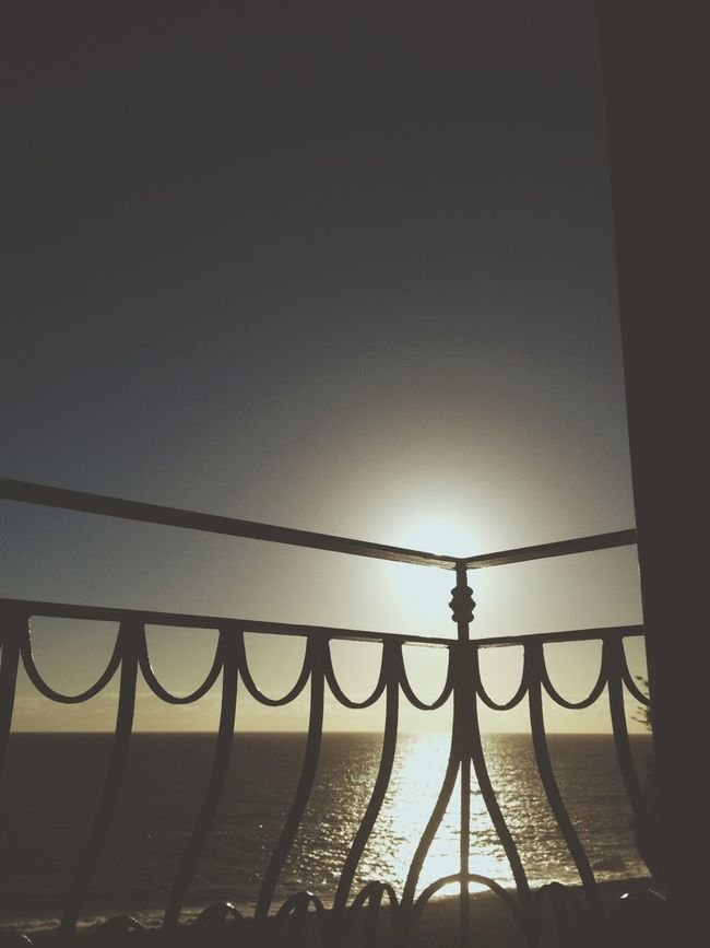 The view from my hotelbed! VSCO Cam Madeira Honeymoon Pontadosol