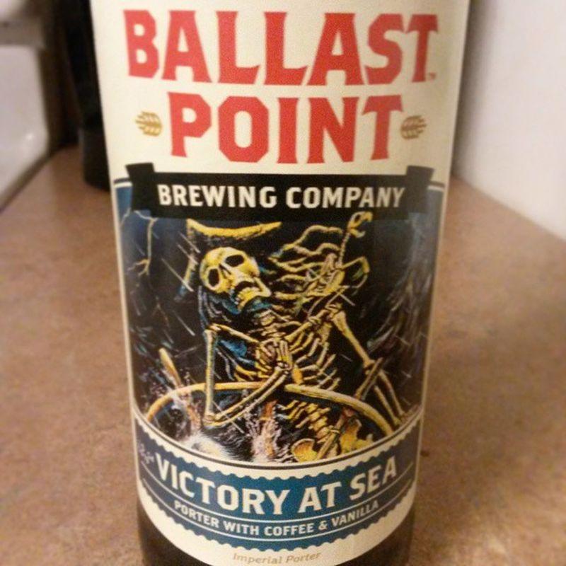 BallastPoint Victoryatsea