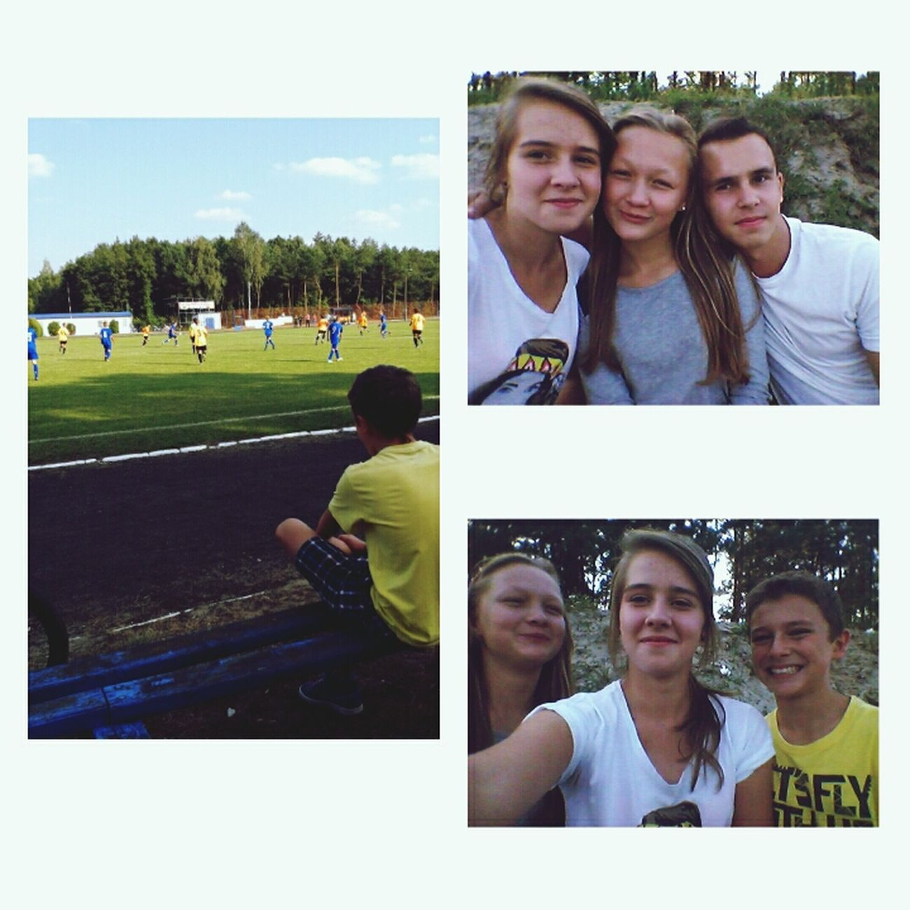 Soccer Match Funn!=) Relaxing Goal! remiss