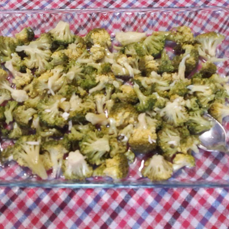 Brokoli Salatasi Yaptik😊 öğrencilerim