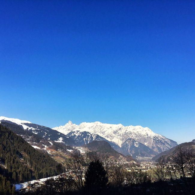 Mountains Mountain View Skiing Autria Montafon Schuns