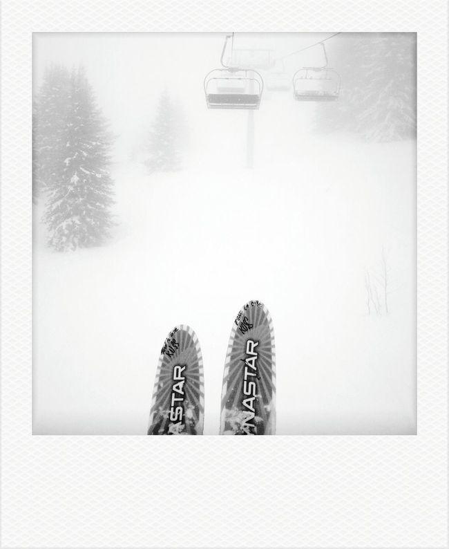 Better Together Ski Patrol Winter B&w Photography
