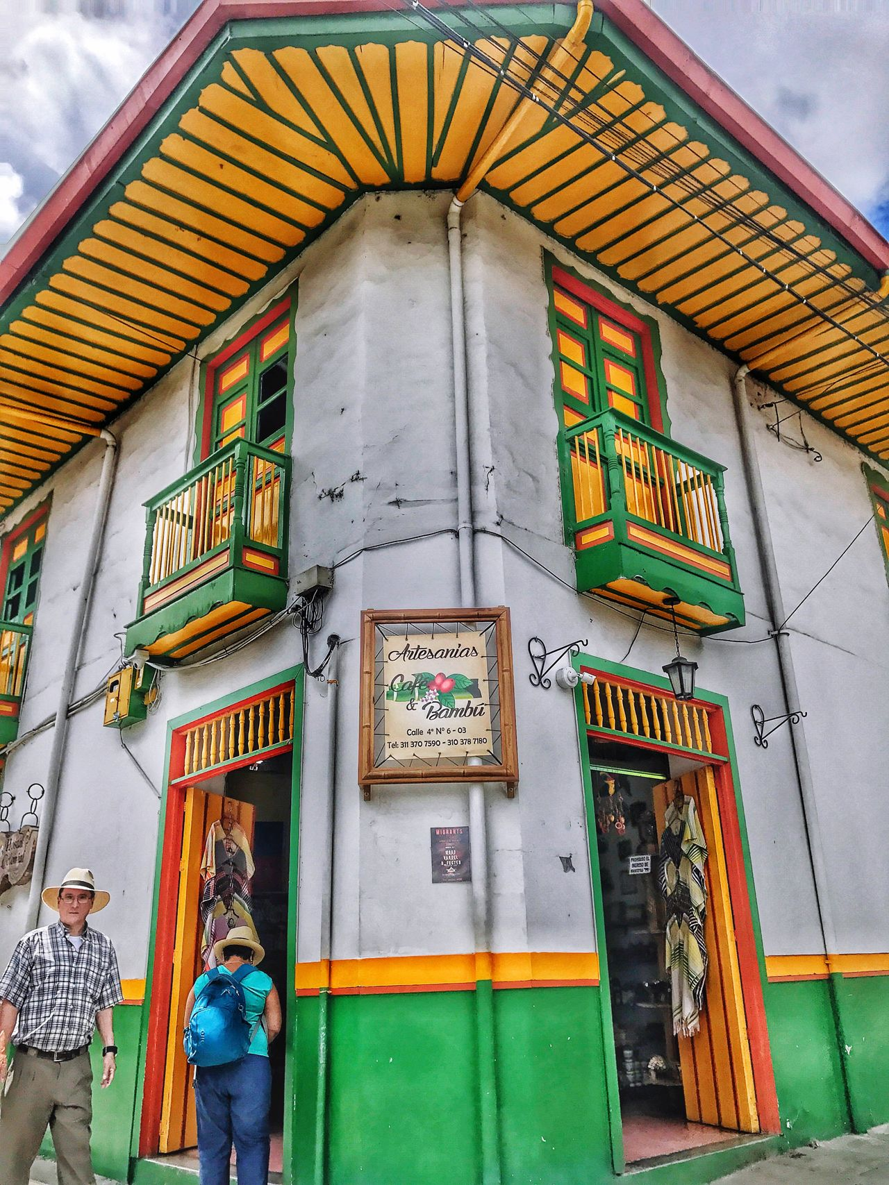 EyeEm Selects Panama old city Centra Tralamerca Panamá TravelsuRes