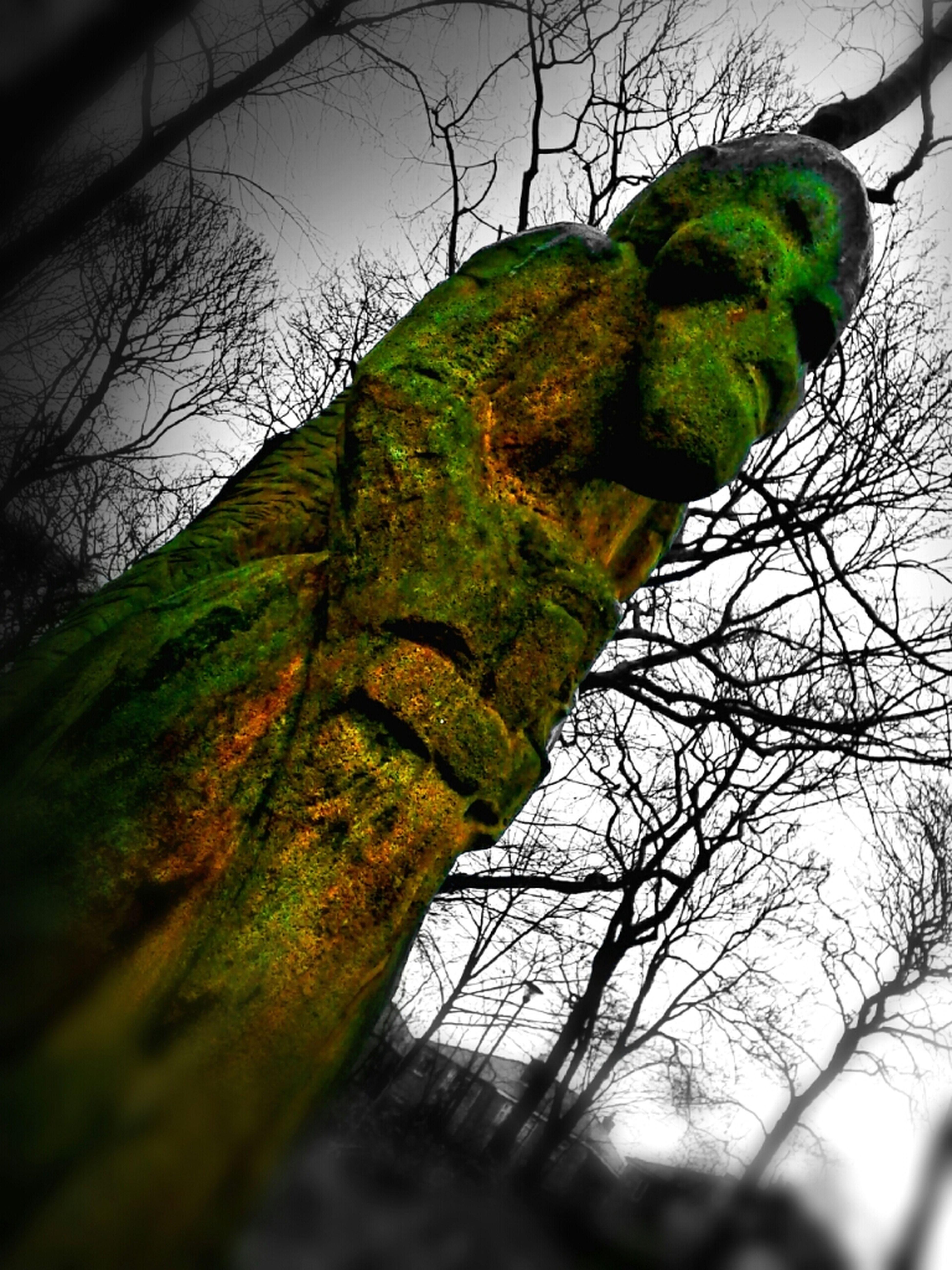 Sculpture Get Lost