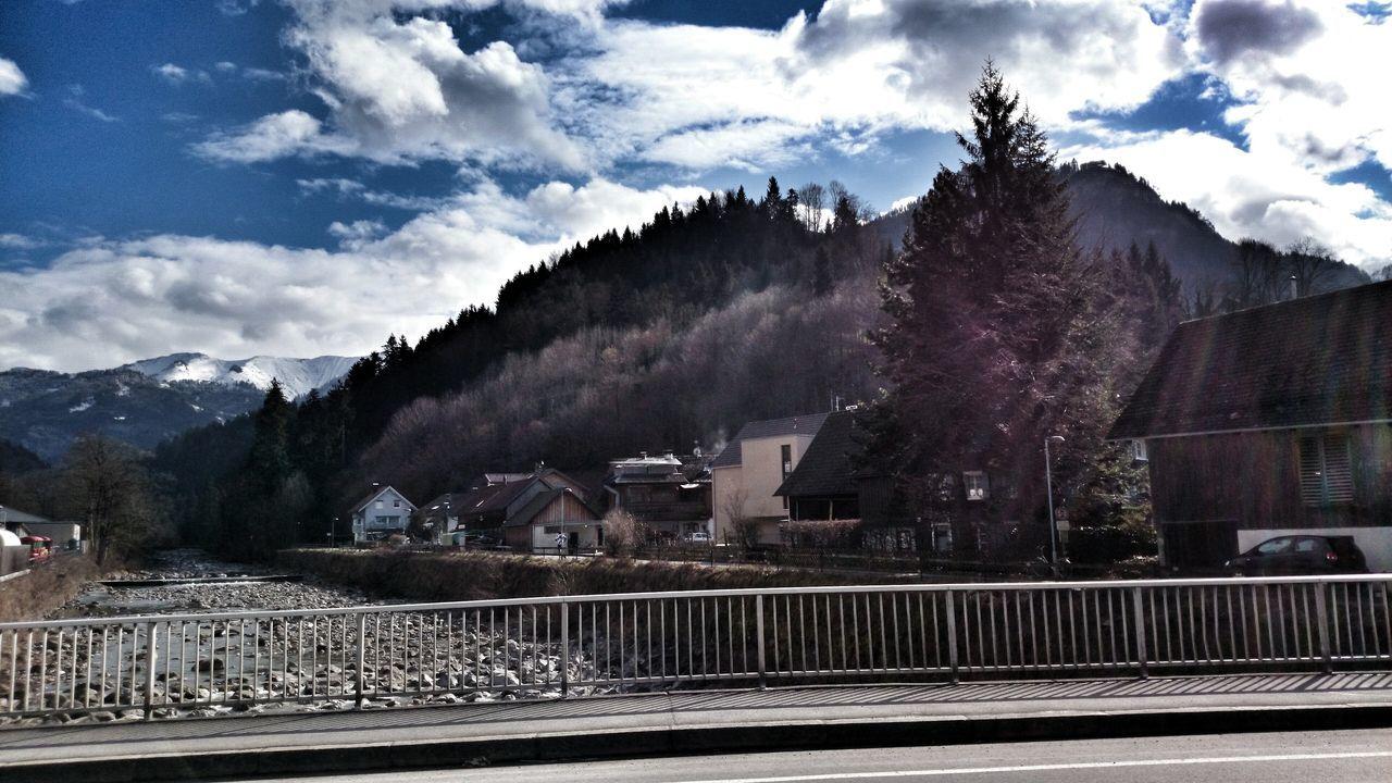 Sunny Winter Vorarlberg  Eye For Photography