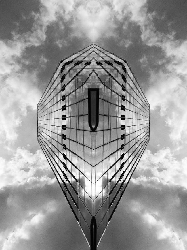 Though the mirror Double Exposure Doubleexposure Symmetryporn Symmetrical Symmetry Abstract Art Abstractart Abstract Art Monochrome Monochromatic Blackandwhite Photography Blackandwhite EyeEm Best Shots - Black + White Black And White Black & White Rearchitseries Artistic Abstractarchitecture