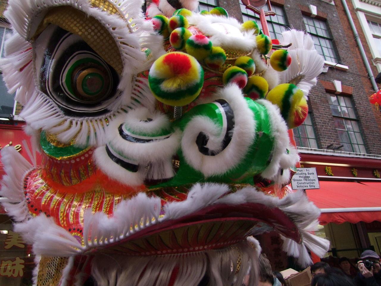 chinese dragon, animal representation, celebration, dragon, day, outdoors, no people, close-up