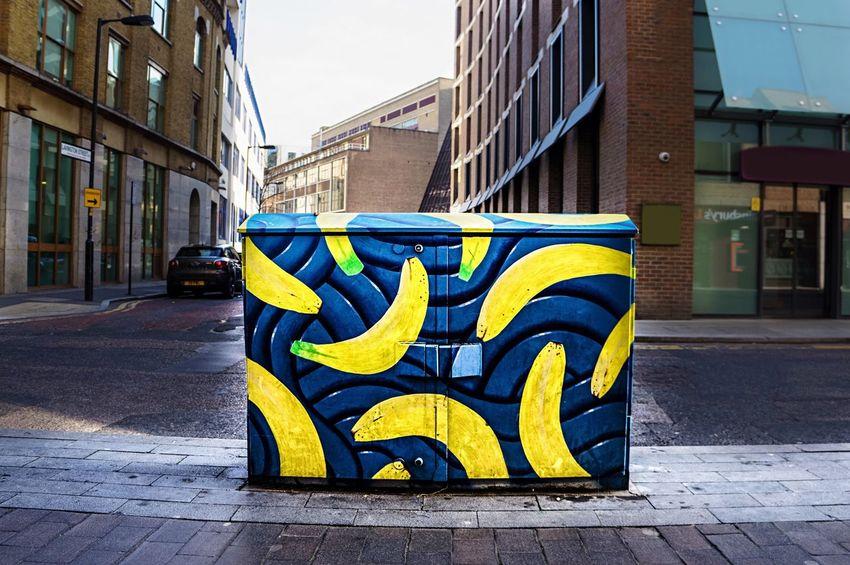 The world is your playground. Streetart Graffiti - Hammersmith London Uk