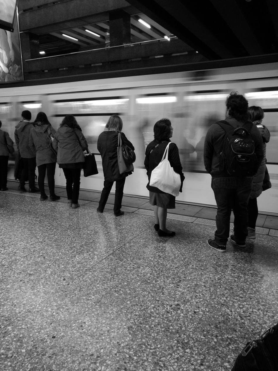 Estacion Santa Ana.Metro De Santiago Chile First Eyeem Photo Colour Of Life