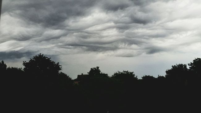 Cloud - Sky Beauty In Nature Dramatic Sky No People Tranquility Storm Cloud Cloudgazing