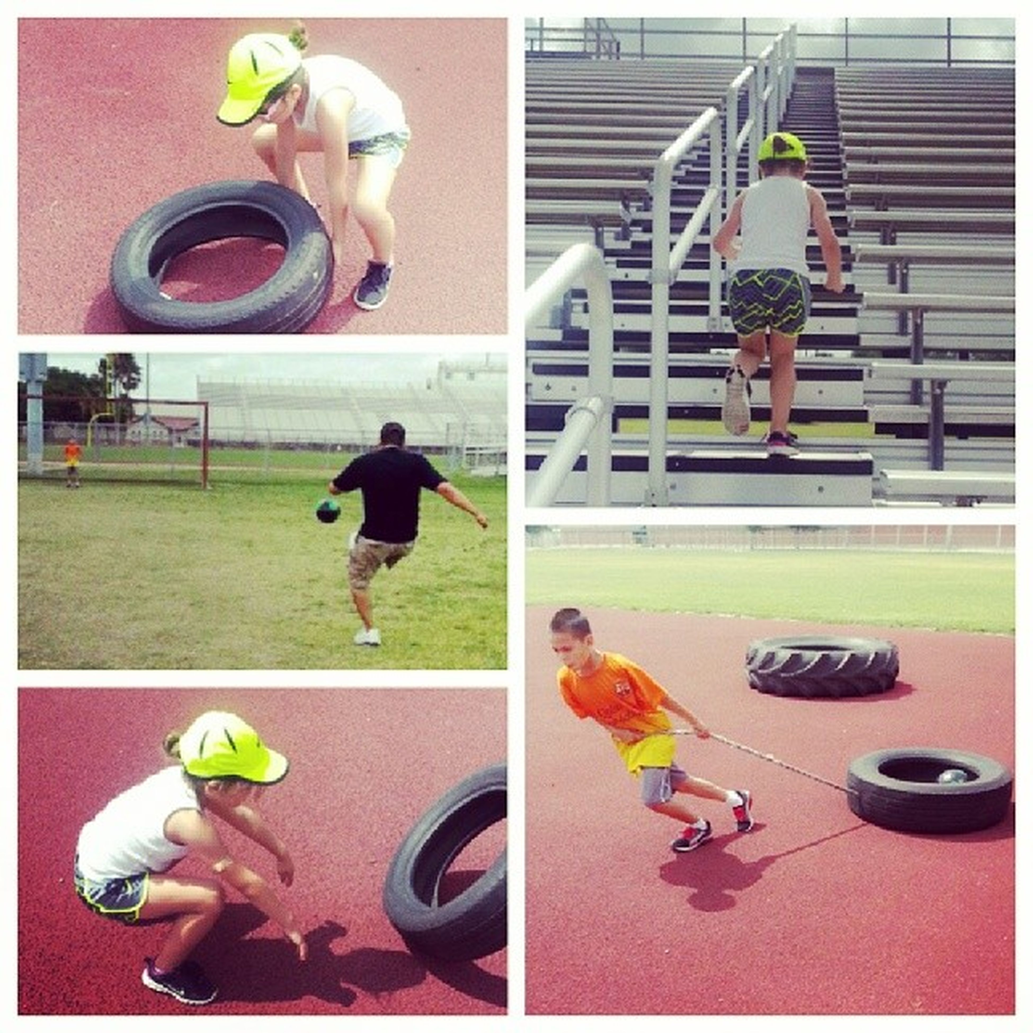 Sunday Funday! Family Workouttogether Neverendinglove