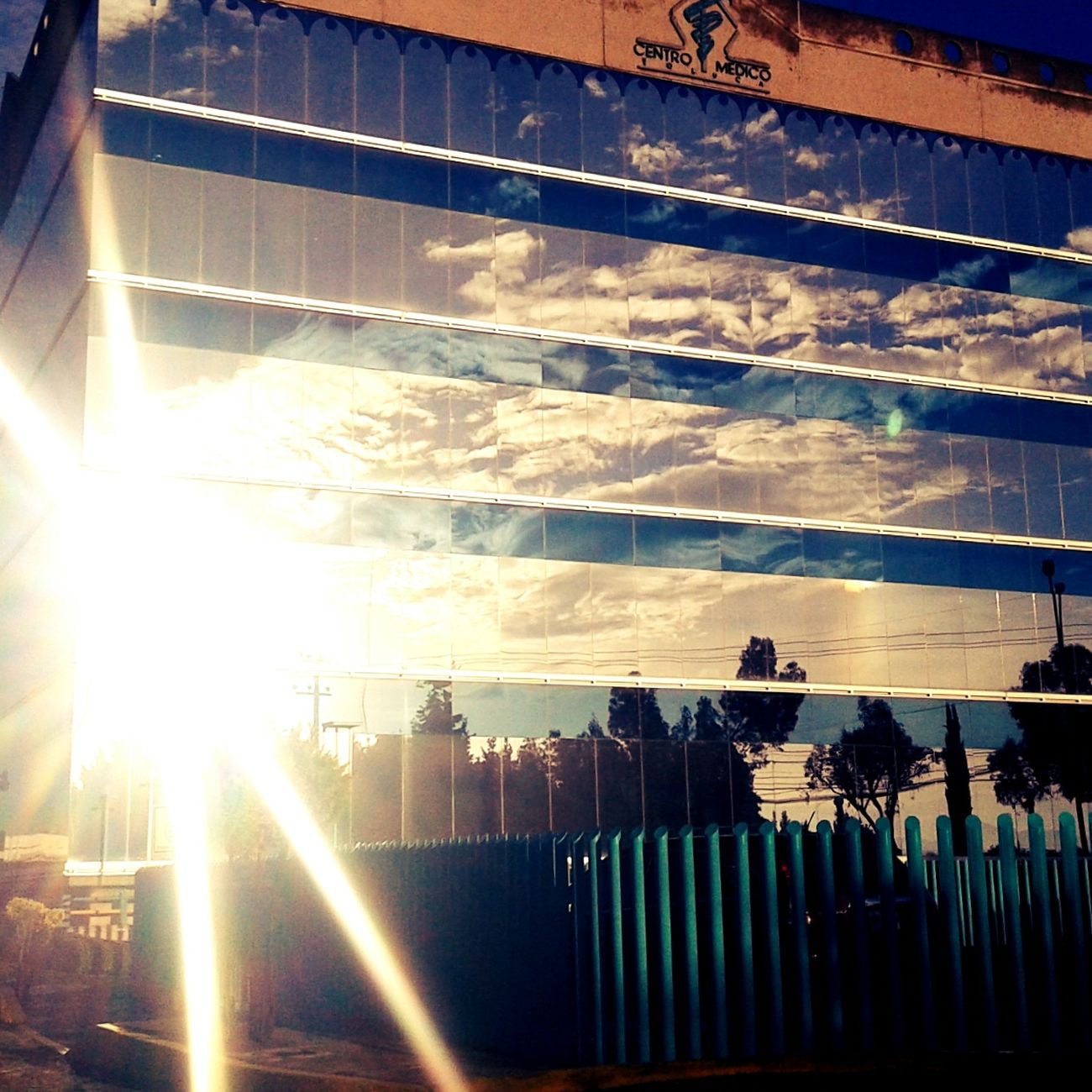 Urban Geometry Architectureporn Sunset_collection Reflection