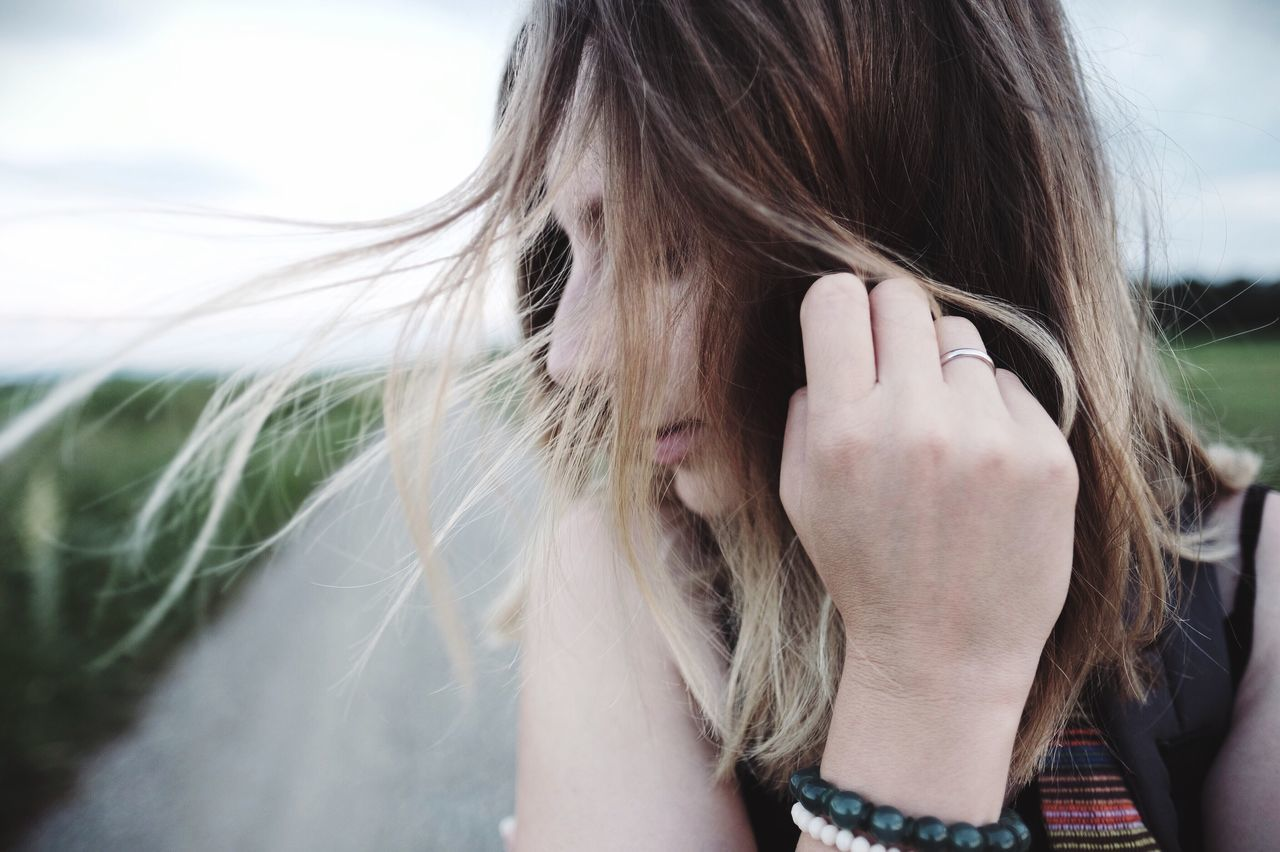 Beautiful stock photos of woman,  25-29 Years,  Bracelet,  Caucasian Ethnicity,  Close-Up