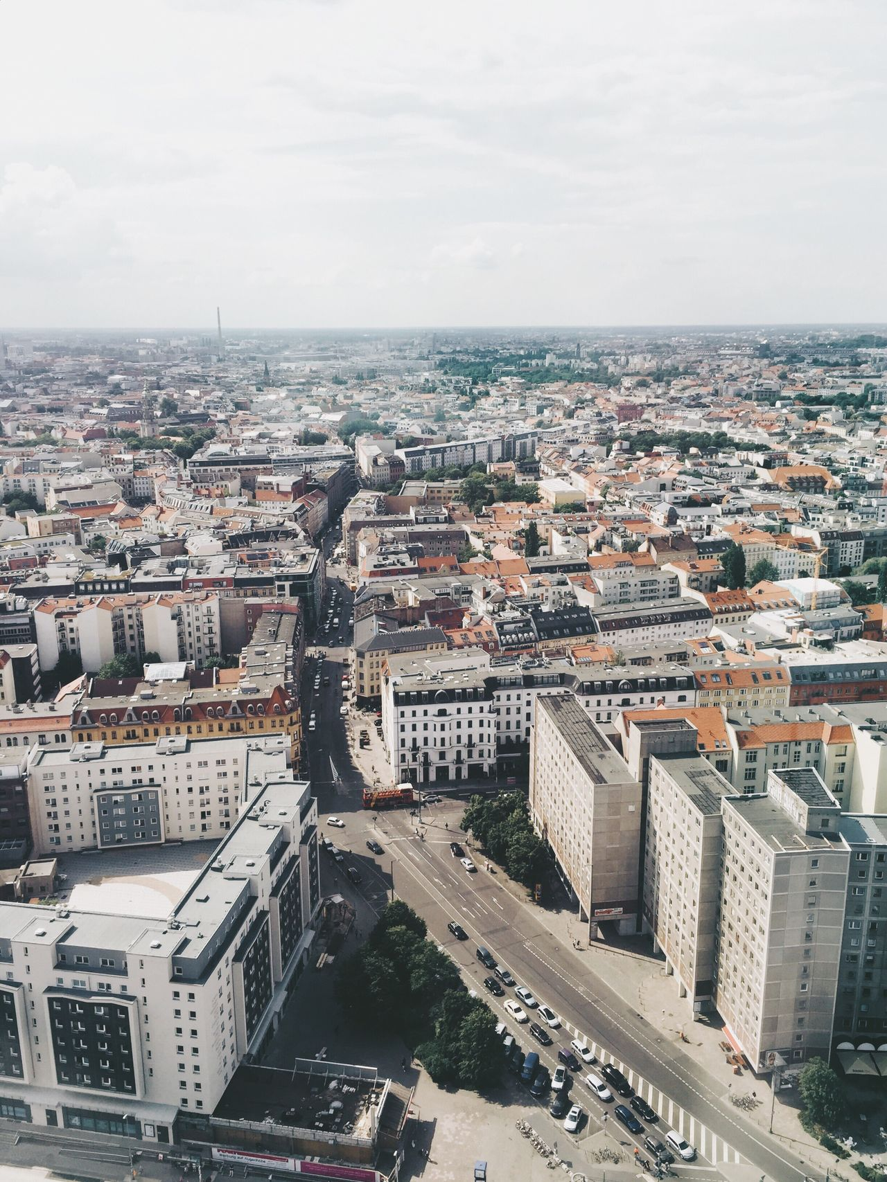 Berlin Cityscape Architecture Water Building Exterior High Angle View City Built Structure Outdoors Aerial View Sea No People Day Travel Destinations Horizon Over Water Nature Beauty In Nature