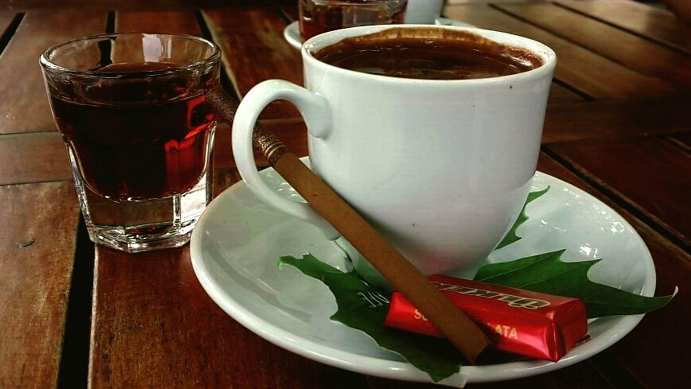 Coffee And Sweets Turkishcoffee Liquor