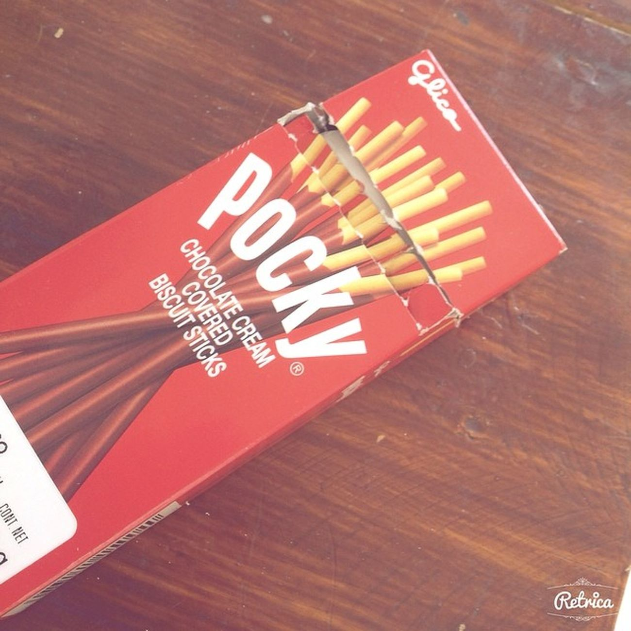 Me encantan Pocky Pockys Chocolate Japon