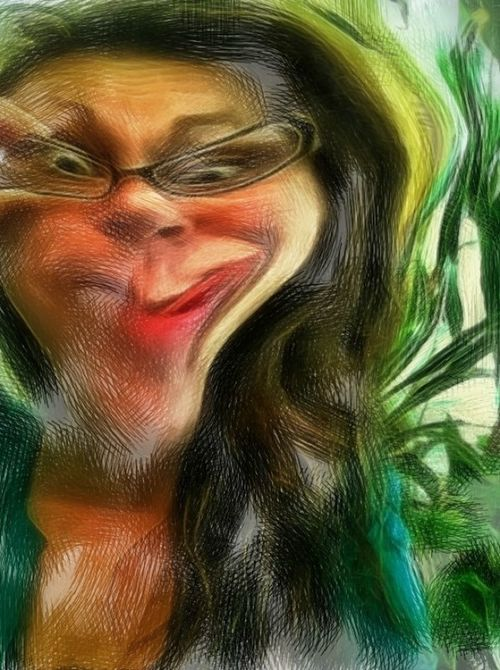 ~Life is short~ Laugh!! Live a little! Why So Serious TangledFX Art Yourself
