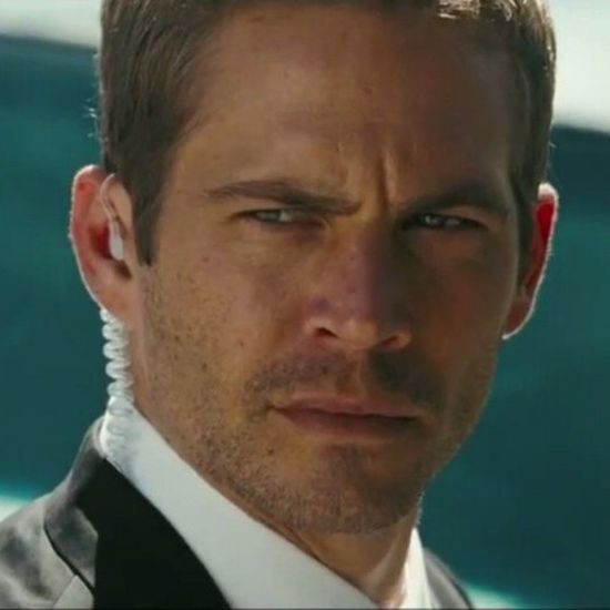 Paulwalker Fastandfurioussaga Epicprotagonist Race Car Noeffect Streetrace