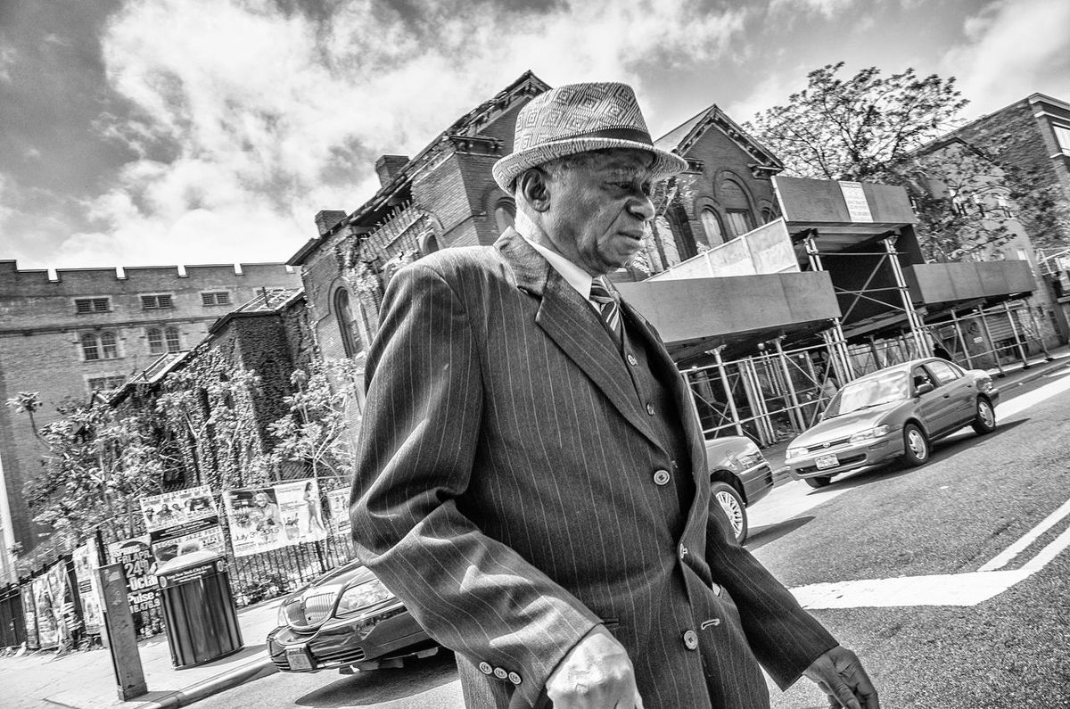 Street Photography Flatbush Brooklyn NYC Street Photography Blackandwhite Photography