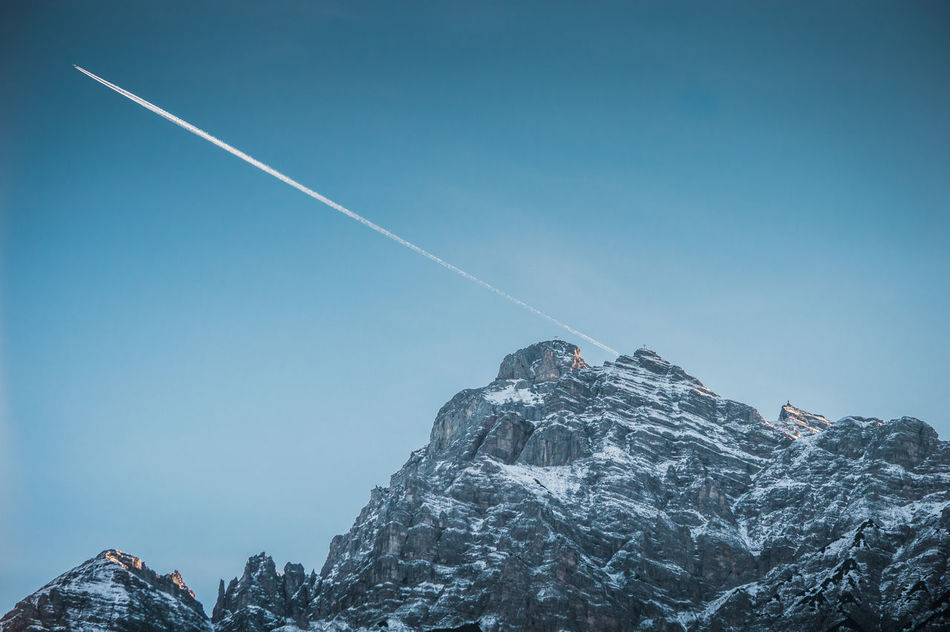 Beautiful stock photos of flugzeug, Beauty In Nature, Cold Temperature, Copy Space, Day