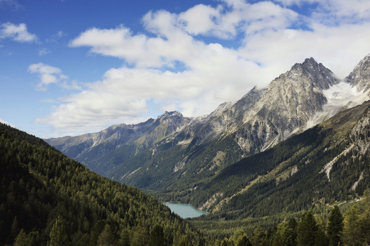 Alpen Alps Anholzer See Anterselva Antholz Berg Lago Di Anterselva Lake Landscape Landscape_Collection Mountain Passo Di Stalle Staller Sattel Landscapes With WhiteWall The Great Outdoors With Adobe The Great Outdoors - 2016 EyeEm Awards