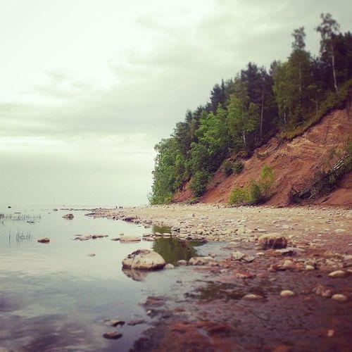 Форт КраснаяГорка финскийзалив