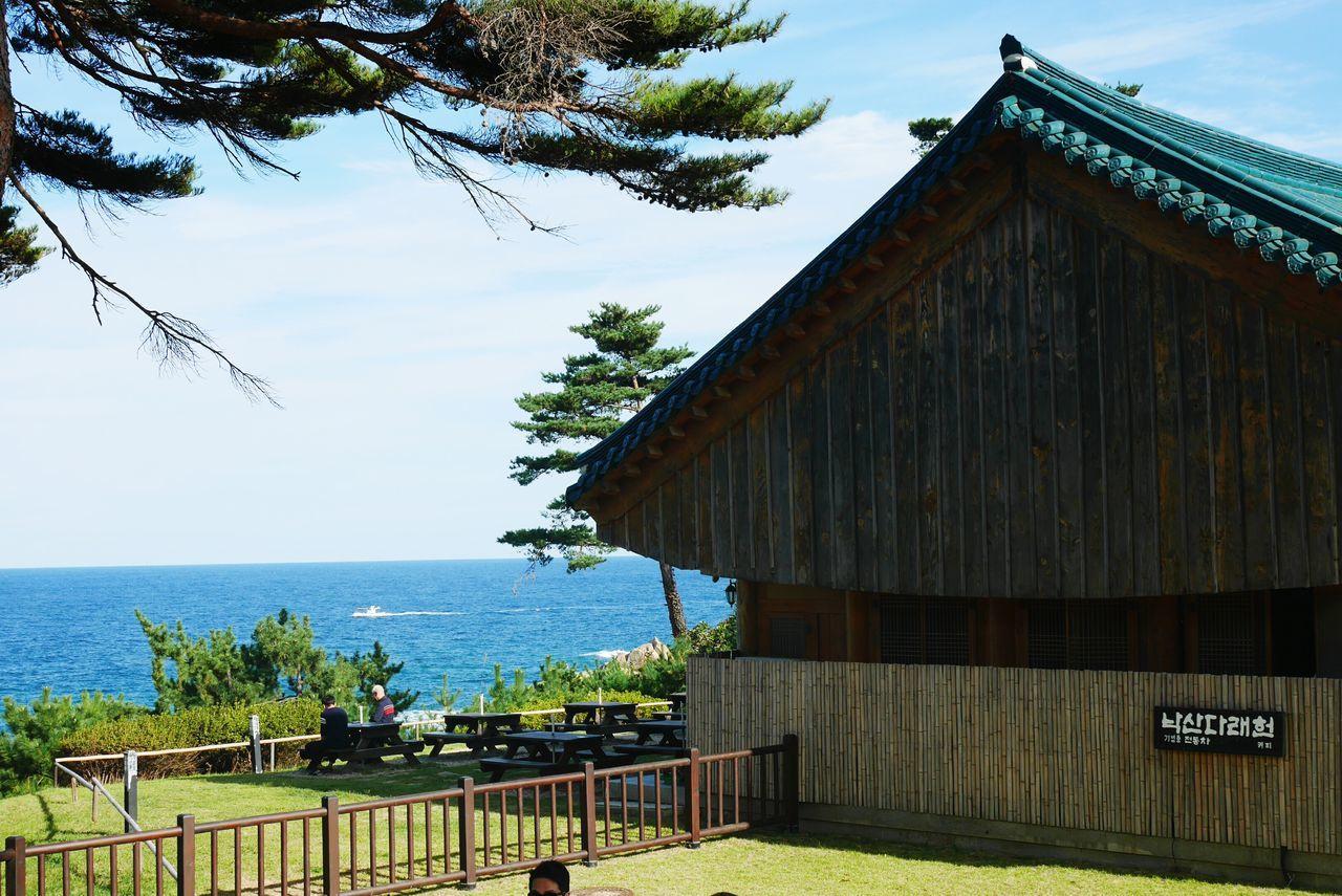 Yangyang Korea Naksansa 낙산사 Temple 2015